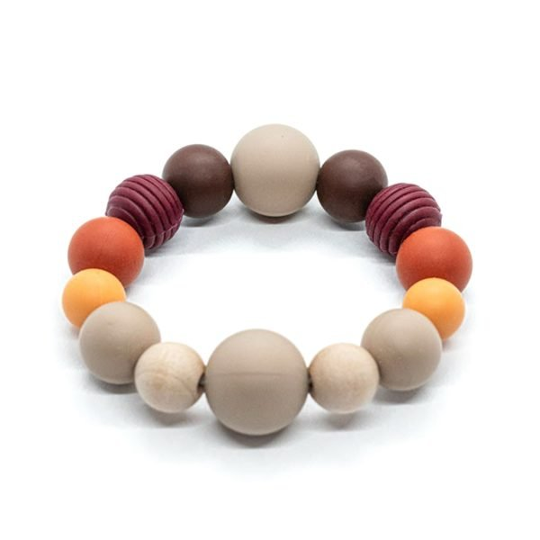 Autumn Teething Bracelet