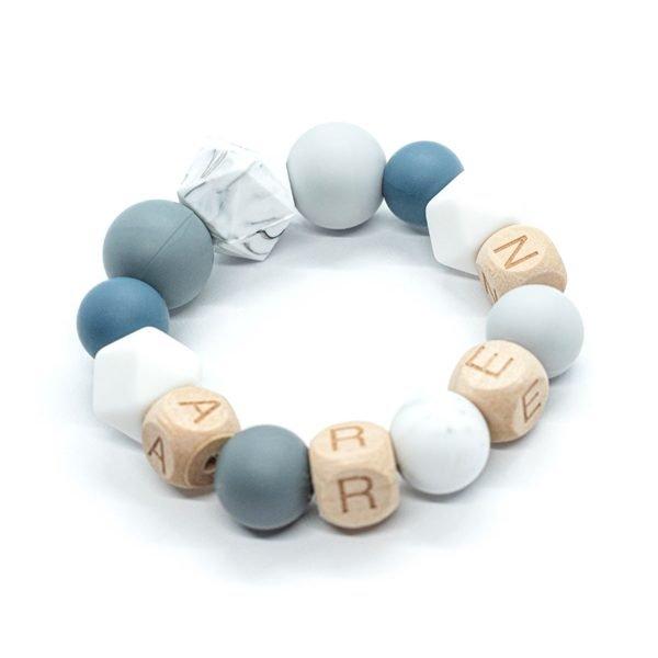 Rocky Mountain Teething Bracelet
