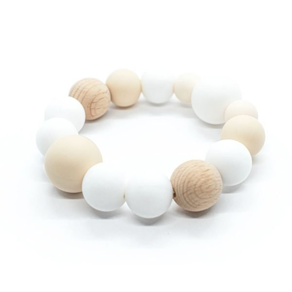 Pebble Stones Teething Bracelet