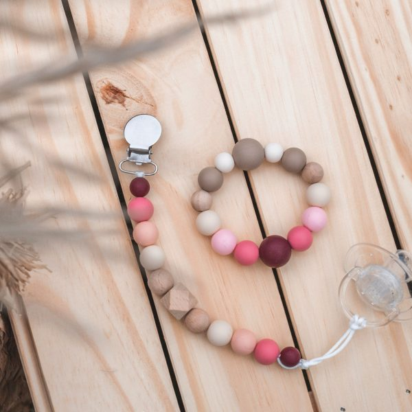 Autumn II Teething Bracelet