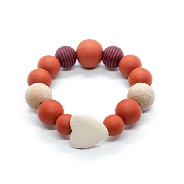 Sunset Teething Bracelet